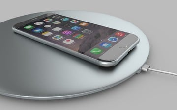 Wireless Charging on the 'iPhone 8' Could Use Existing Technology