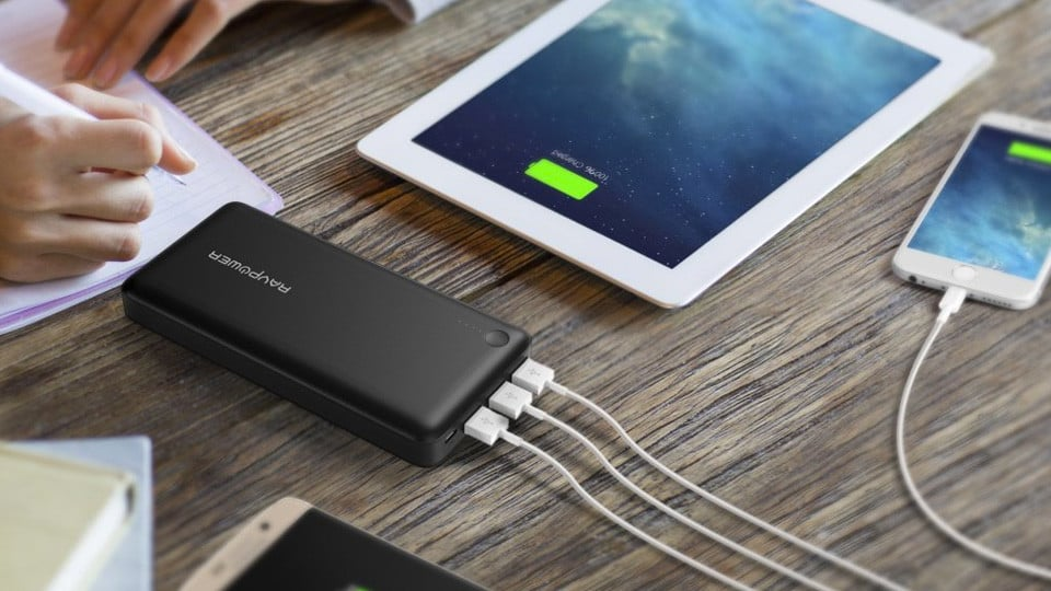 This 26800mAh External Battery Is Down to its Lowest Price Ever