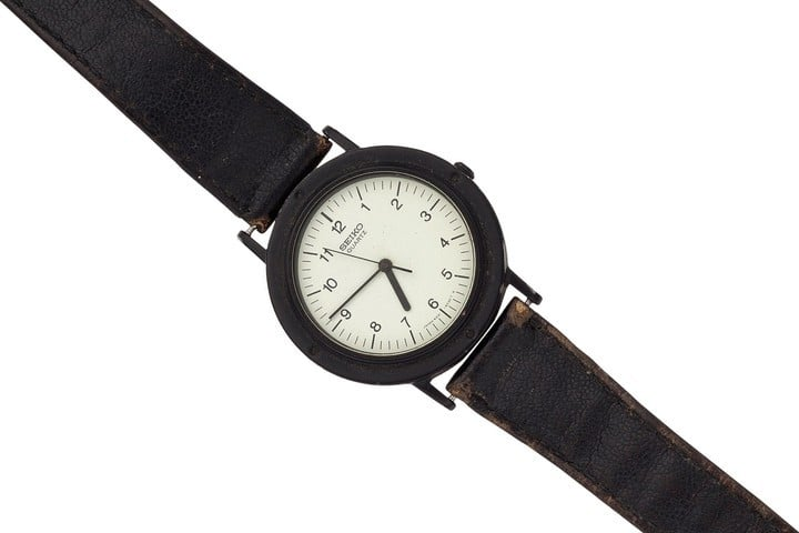 The original Steve Jobs Seiko Watch