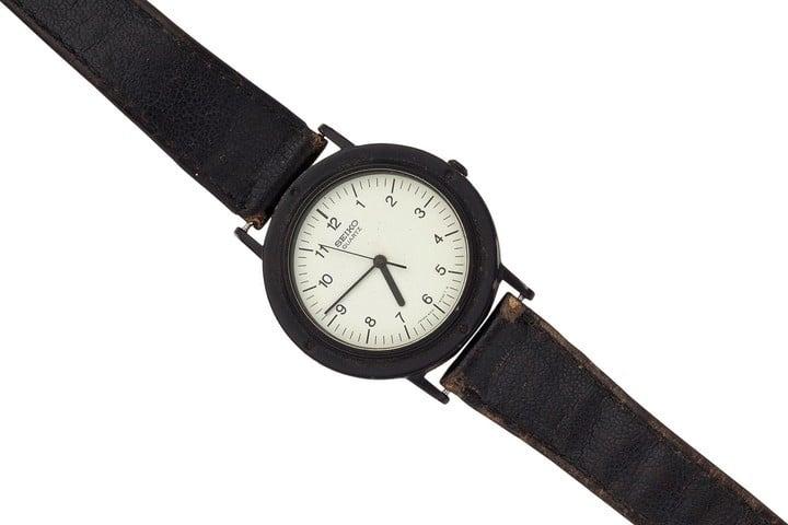 The original Steve Jobs Seiko Watch