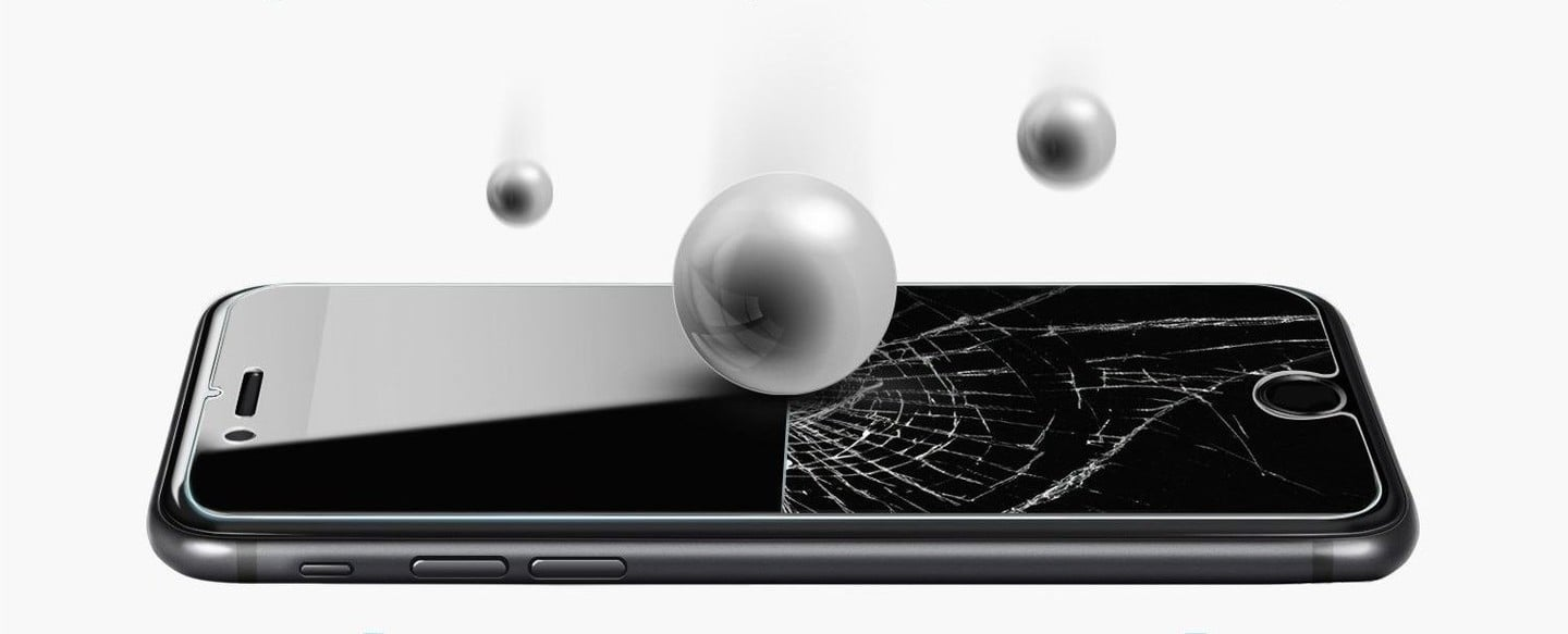 Get 2-Pack of iPhone 7 Tempered Glass Screen Protectors for Just $5
