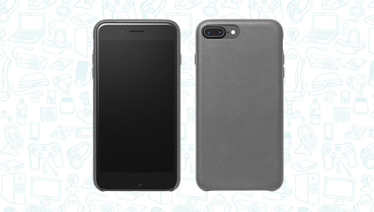 These AmazonBasics iPhone 7 Cases are Under $2