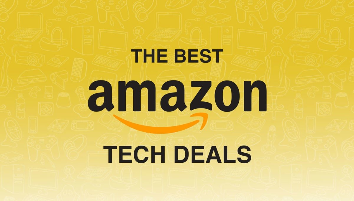 The Best Tech Deals on Amazon Today, March 15th 2017