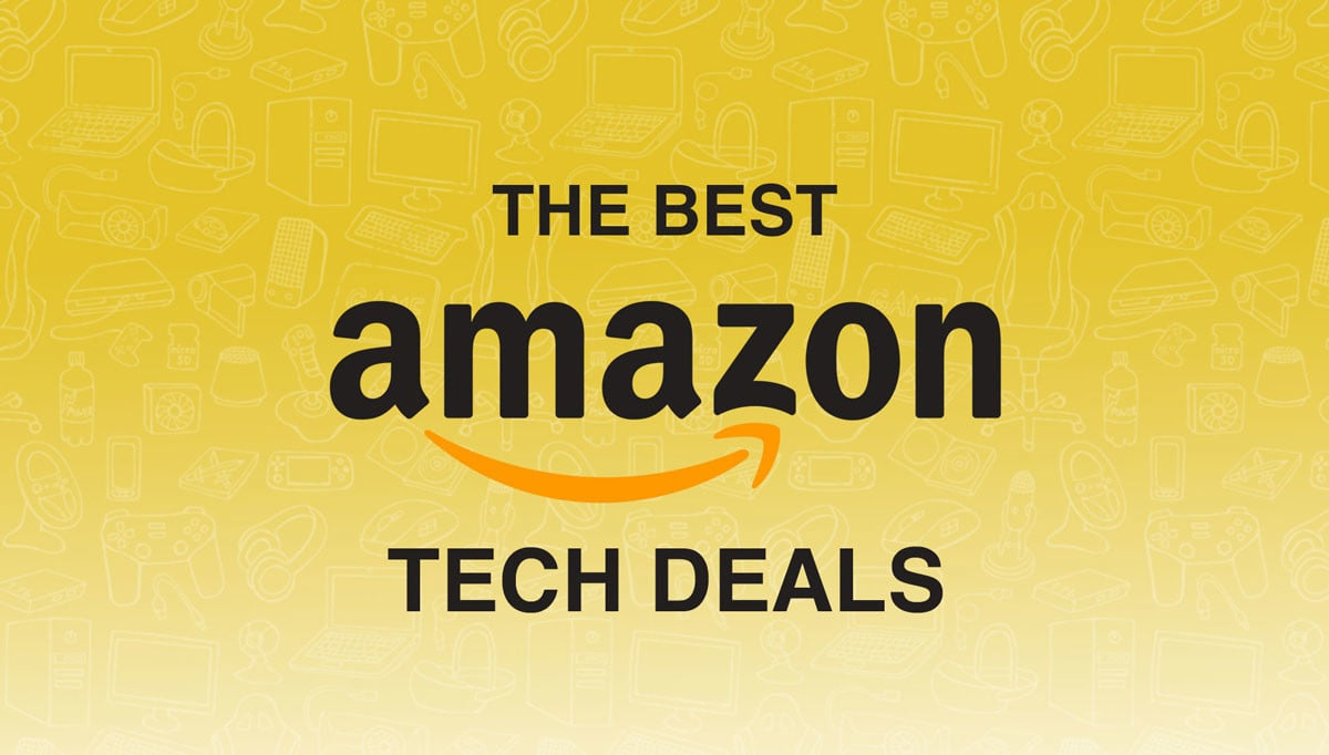 The Best Tech Deals on Amazon Today, March 27th 2017