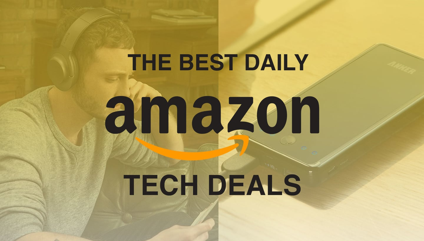 The Best Tech Deals on Amazon Today, March 4th 2017