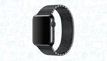 Get the Best Replica Apple Watch Black Link Bracelet for Just $50