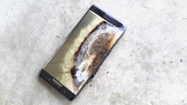 Samsung's Galaxy Note 7 Could Live on as a Refurbished Device in Some Countries