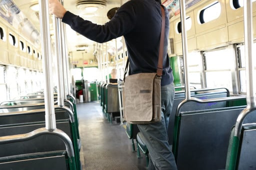 Carry Your Laptop in Style with Waterfield Designs' Field Muzetto