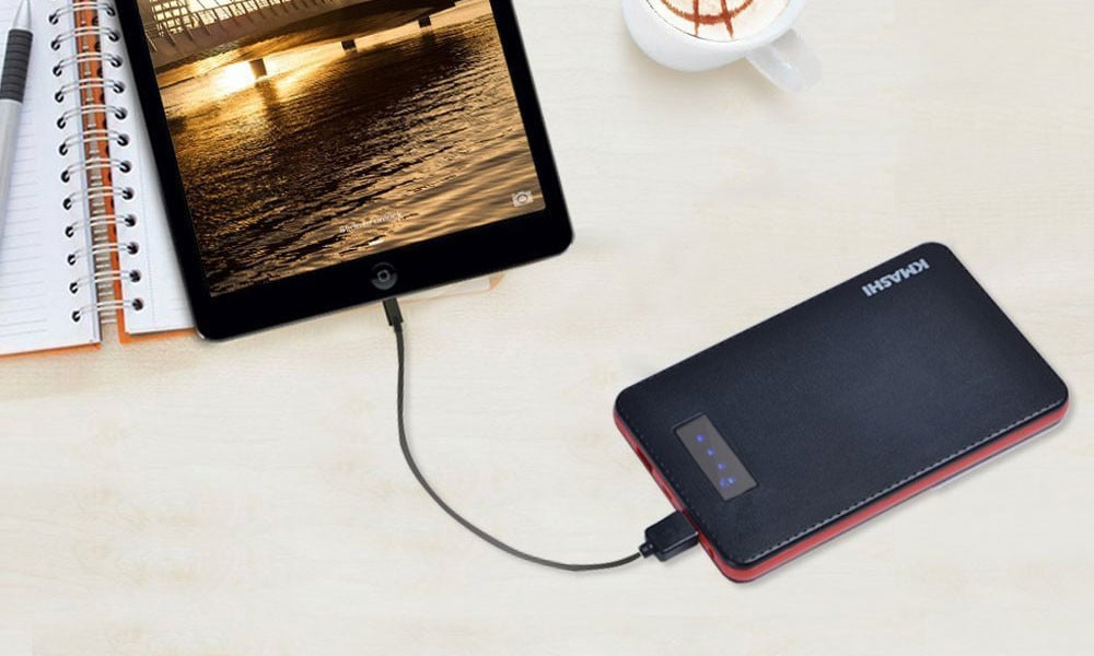 Get this KMASHI 20000mAh Portable Battery for Just $19