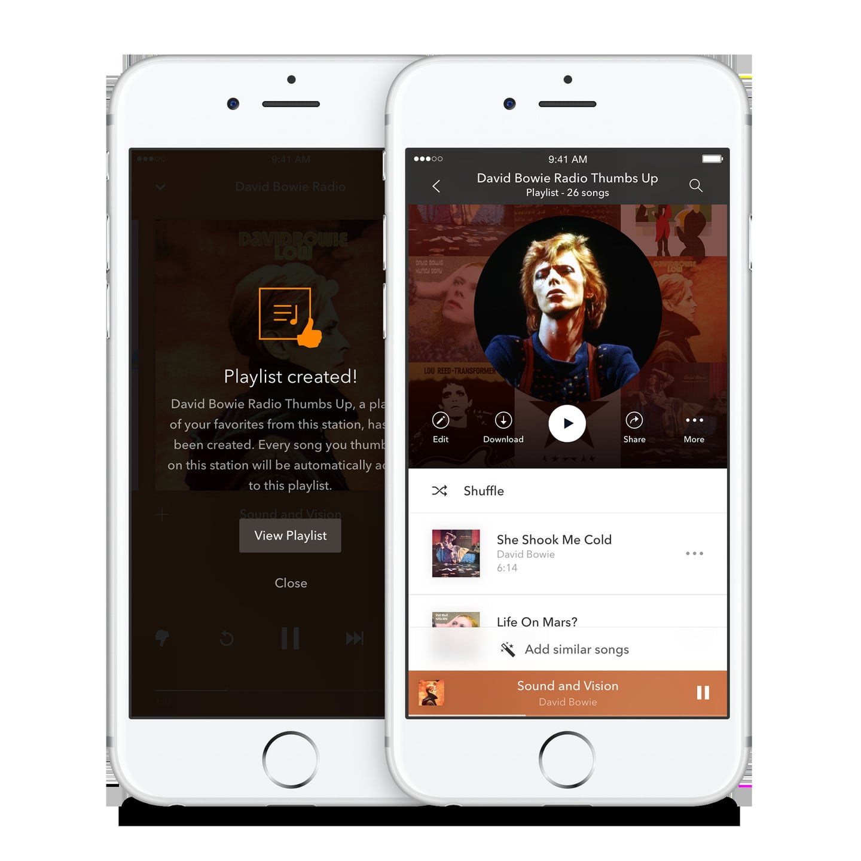 Pandora Premium arrives