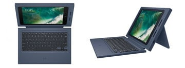 The Logitech Rugged Combo for Apple's New iPad is Designed for Education