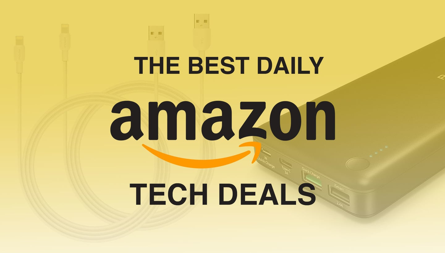The Best Tech Deals on Amazon Today, March 5th 2017
