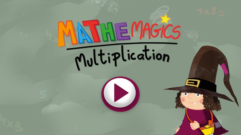 Mathemagics Multiplication