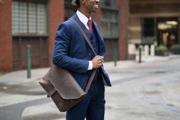GearAdvice GIVEAWAY #3: Win a Maverick Leather Laptop Bag from Waterfield Designs