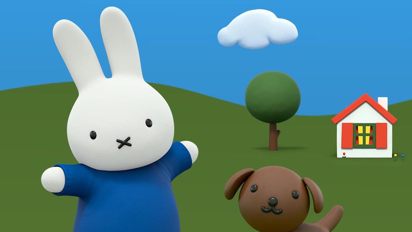 Miffy's World background
