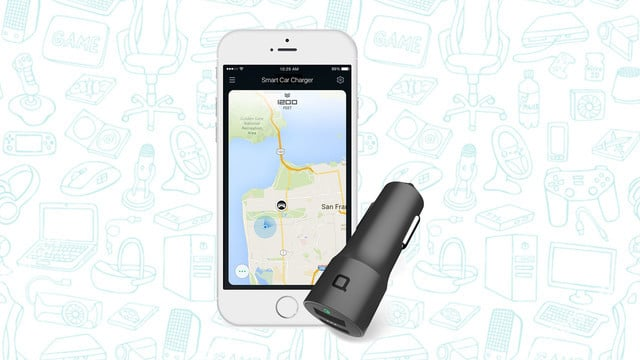 This Nonda Car Charger Has a Built-In Car Locator and is Just $8