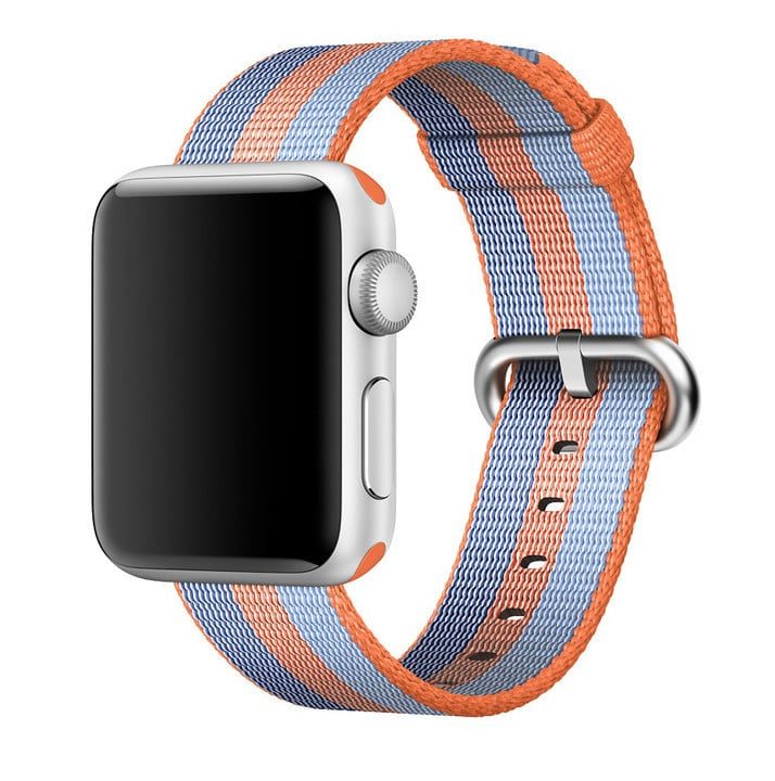 orange-woven-nylon