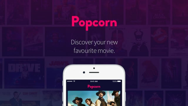 Tinder for Movies: Swipe to Save Films You Want to Watch in Popcorn