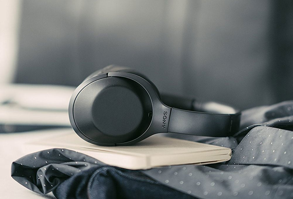 Sony's Premium Noise Cancelling Bluetooth Headphones Are Cheaper Than Ever