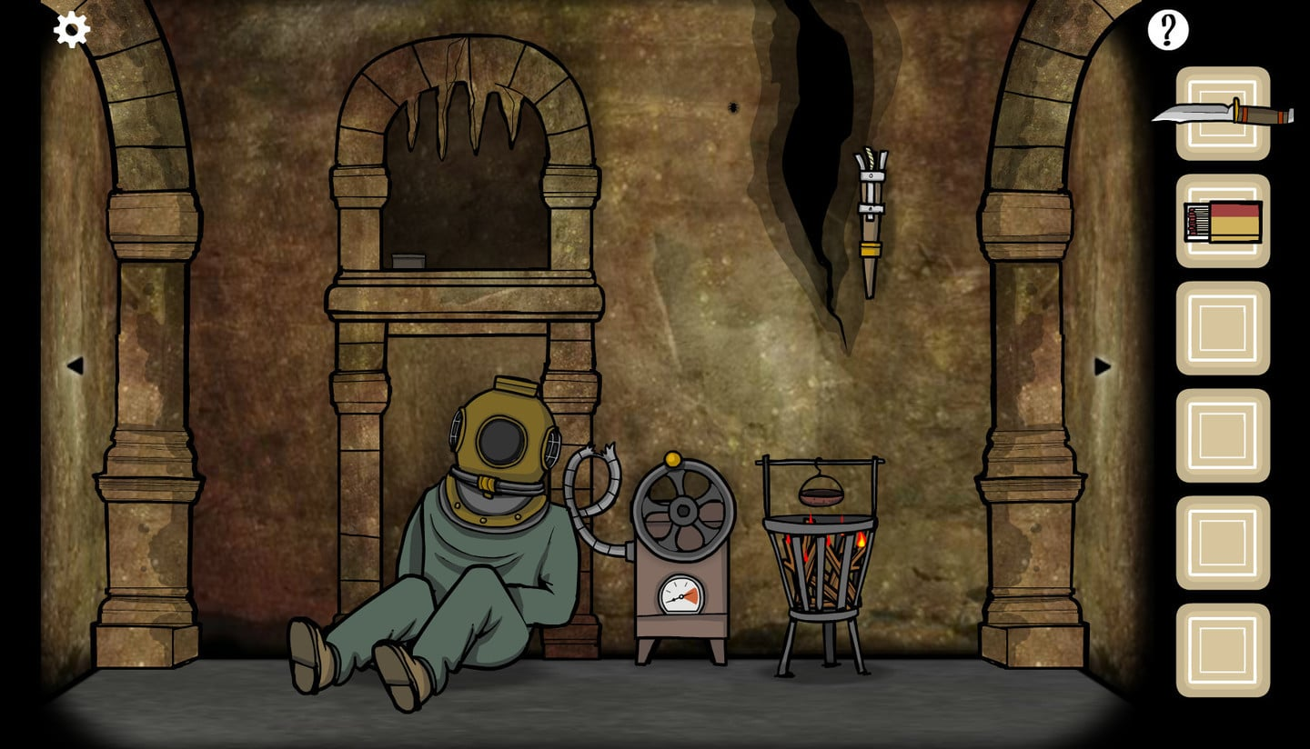 Rusty Lake The Cave