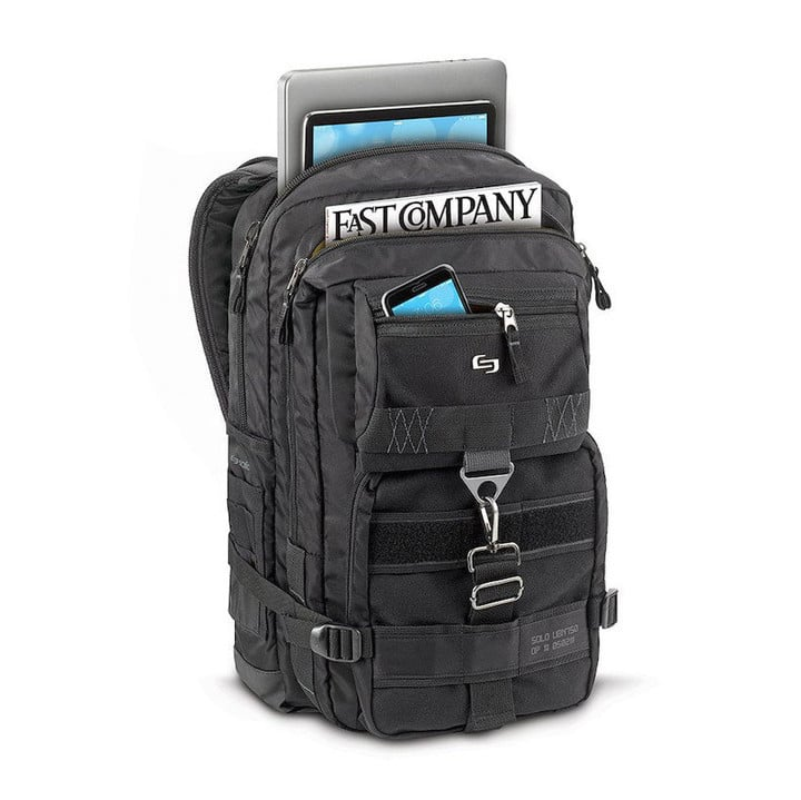 Solo New York Altitude Backpack