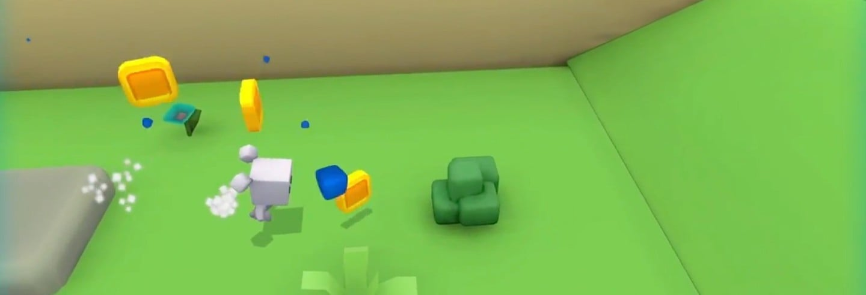 3-D Platformer Suzy Cube