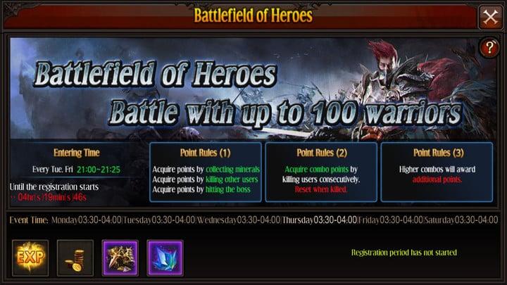 MU Origin update Battlefield of Heroes