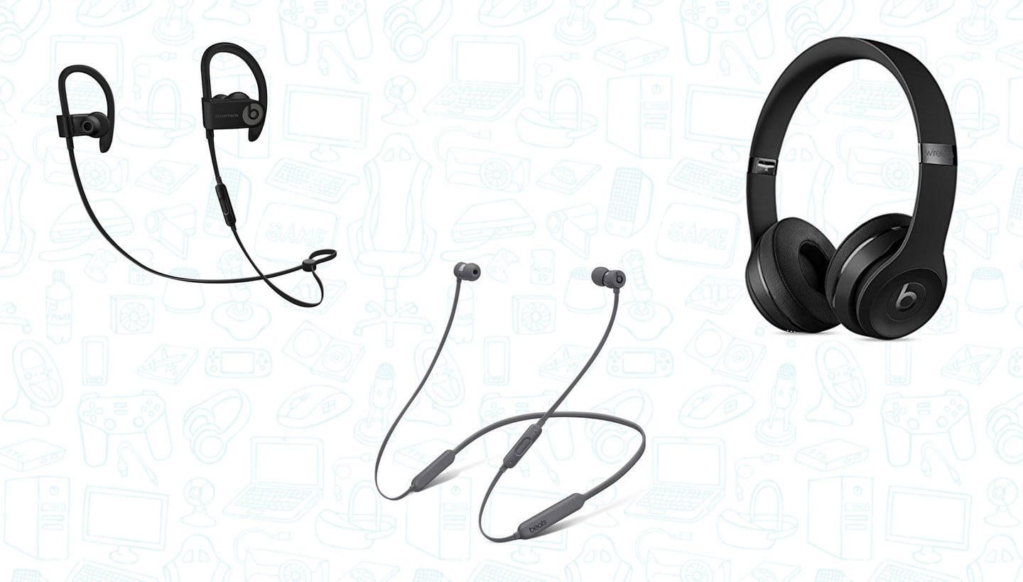 All Three Beats Wireless Headphones with W1 Chip are Cheaper than Ever