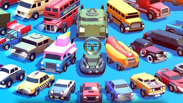 Real-Time Multiplayer Vehicular Warfare Awaits in Crash of Cars
