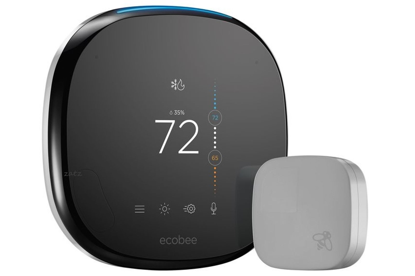 The Ecobee4 HealthKit-Enabled Thermostat Teased Online