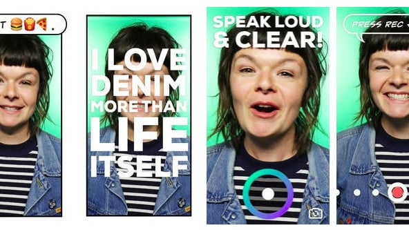 Turn Your Words Into GIFs With the New Giphy Says App