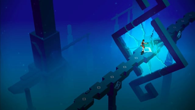 Lara Croft Go Goes on Sale in Honor of New 'Mirror of Spirits' Expansion