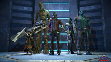 Telltale's Guardians of the Galaxy is Now Available