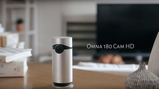 The D-Link Omna 180 Cam HD Brings a New Apple HomeKit Category Into Focus