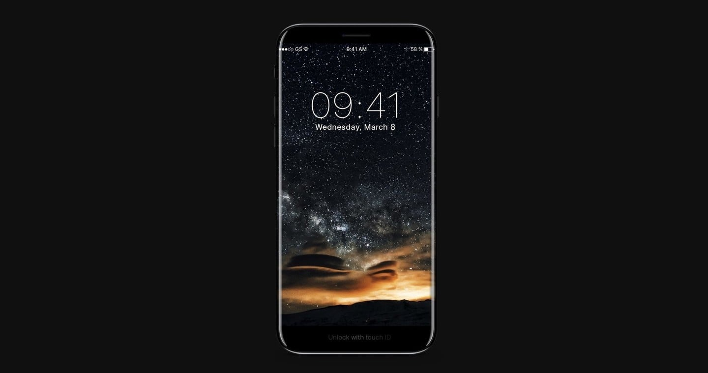 OLED iPhone Panels