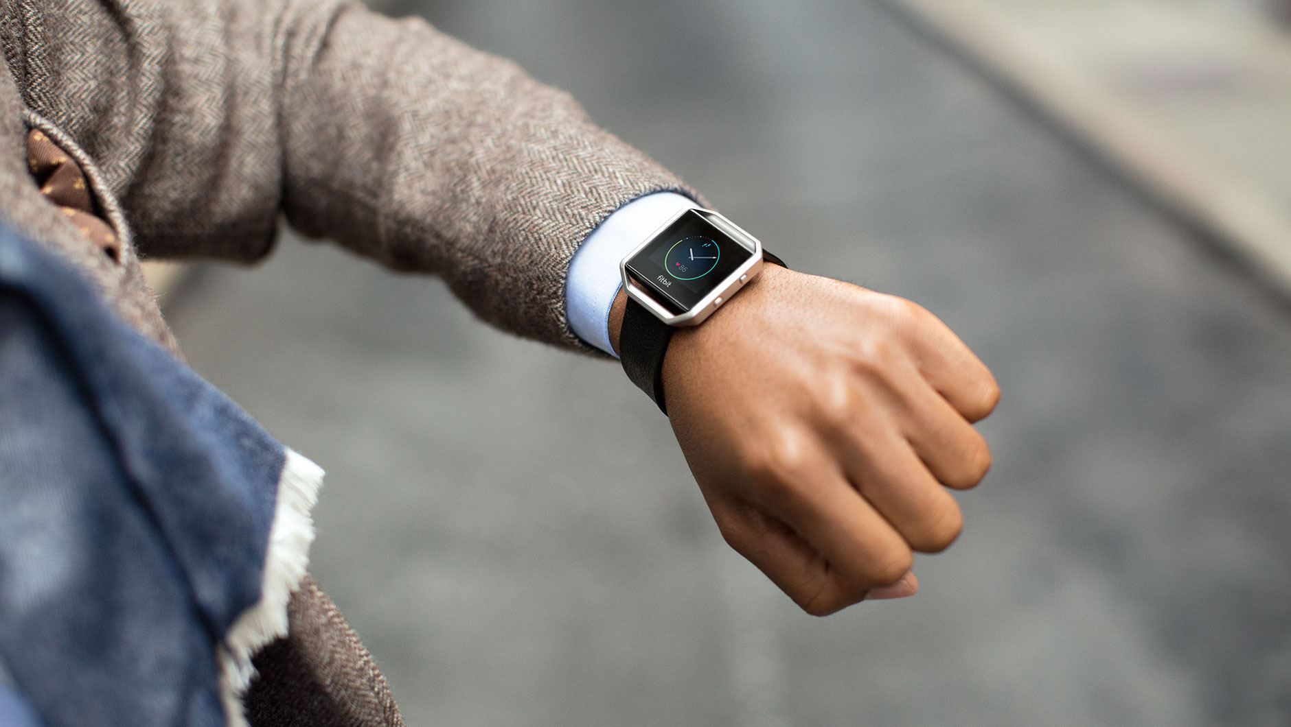 A 'Proper' Apple Watch Competitor from Fitbit May Launch Without Apps or an App Store