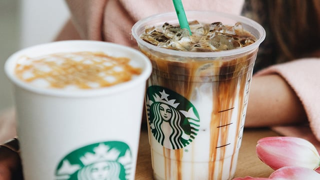 Starbucks iMessage App Launch Promo Lets You Gift $5 and Get $5 Back