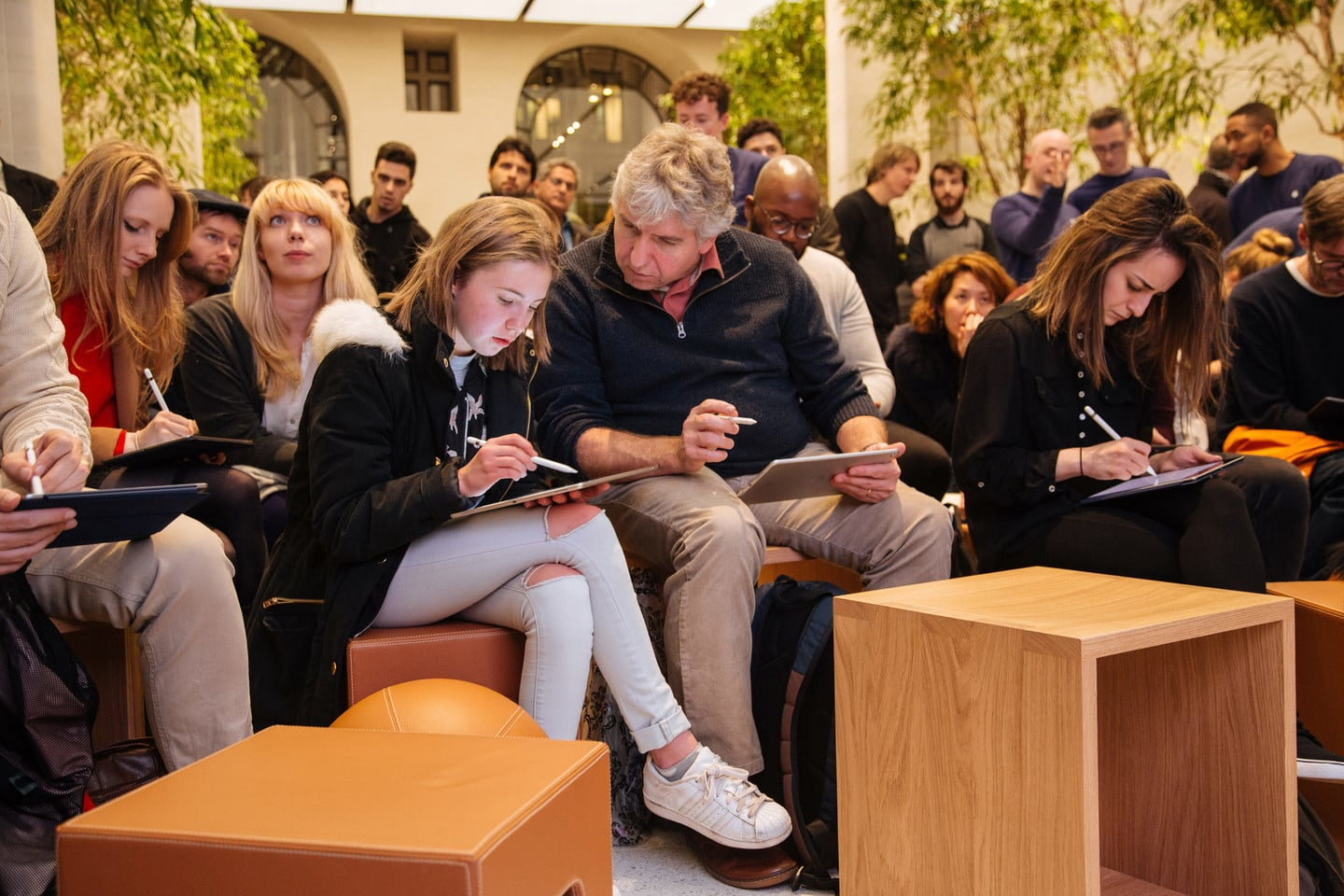 'Today At Apple' Sessions Expanding To Every Apple Store Starting May