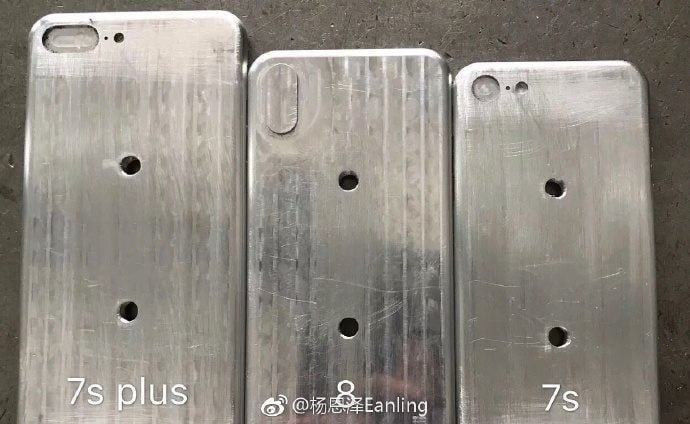 A New Rumor Tackles the Screen Sizes of the 2018 'iPhone 9'