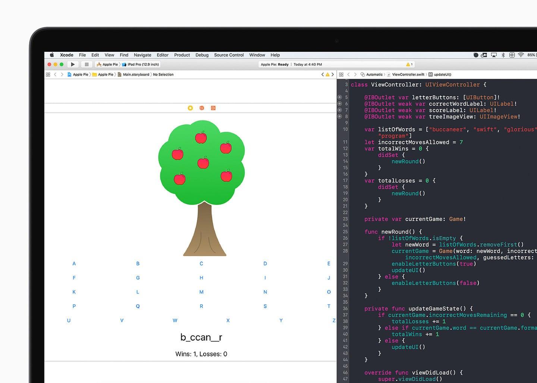 App Development Curriculum