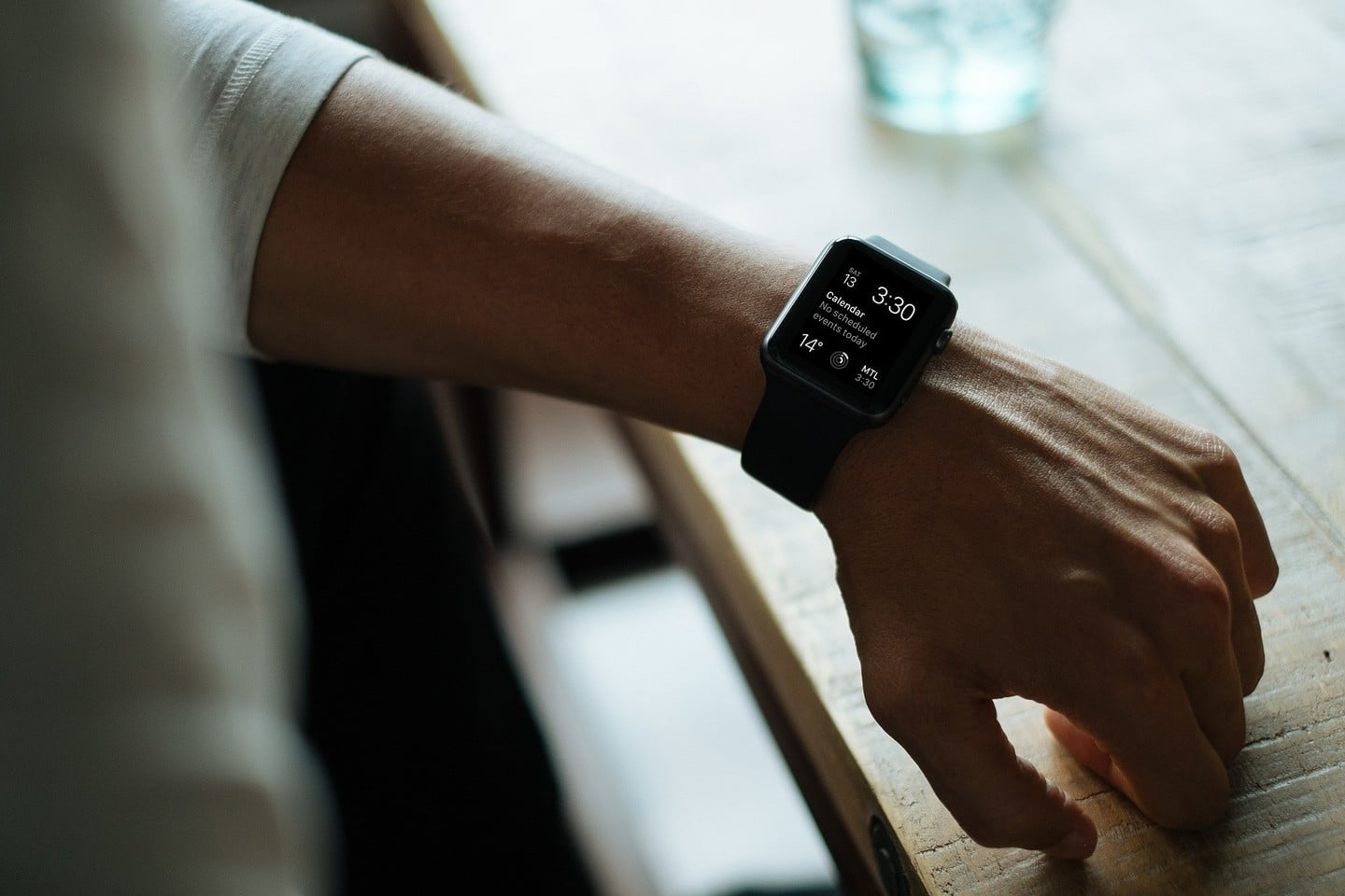 Apple Watch dominates wearables