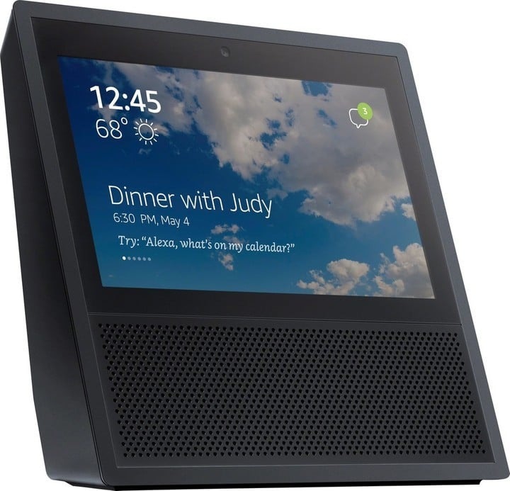 Another new Amazon Echo?