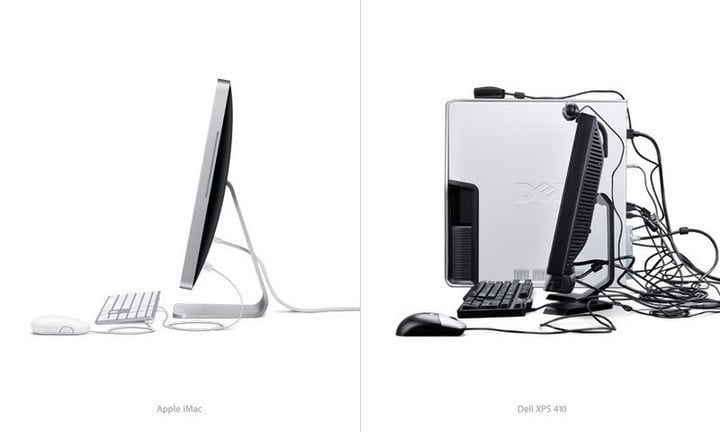 The iMac cleaned up the mess of traditional desktops. A television could do the same.