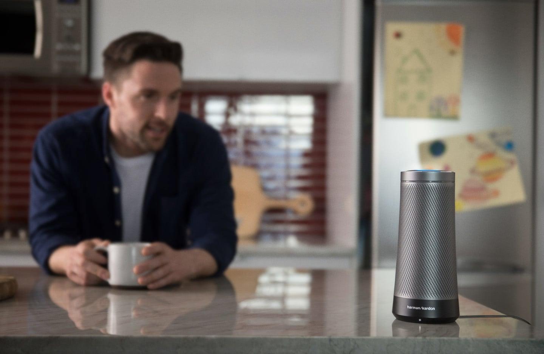 Harman Kardon Invoke, Microsoft Cortana powered speaker teased
