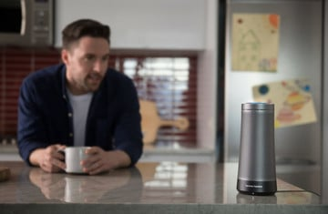 Arriving This Fall, the Harman Kardon Invoke Features Microsoft's Cortana