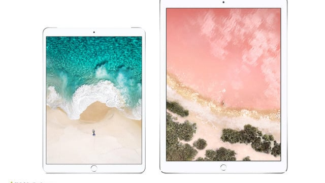 Possible Evidence Apple's About to Launch New iPad Pro Models