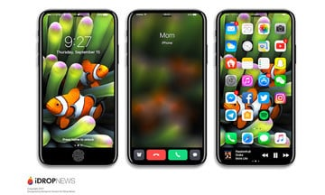 'iPhone 8' Touch ID Fingerprint Scanner Back on Track?