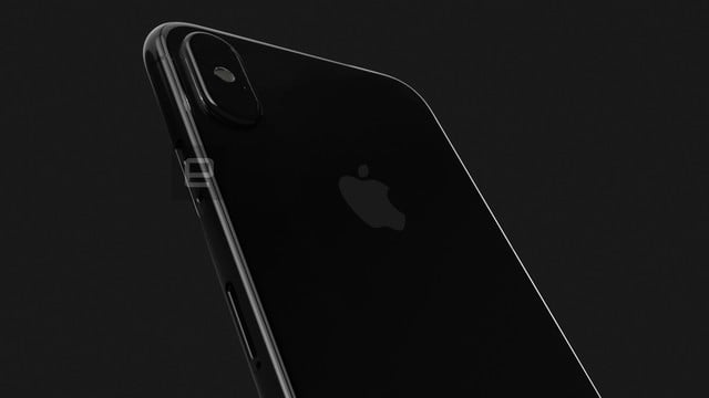 New iPhone 8 Renderings Show a Glass Back, Embedded Home Button