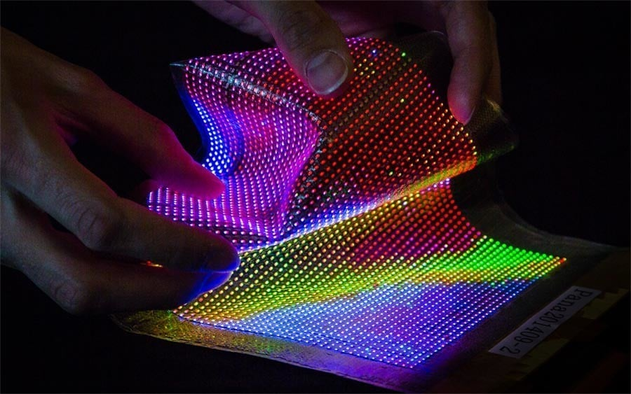 MicroLED technology