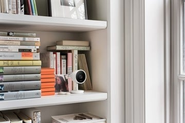 The Nest Cam IQ Camera Mixes Real-Time Video, Sensors and More